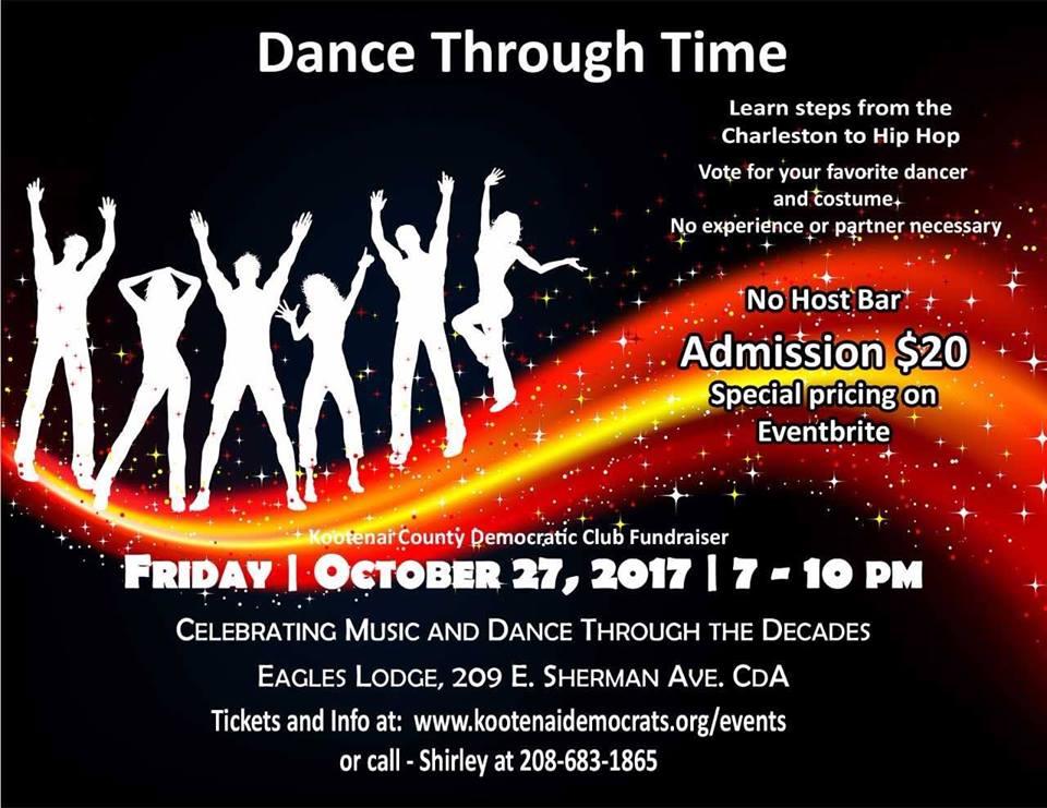 Dance Through Time Benefit