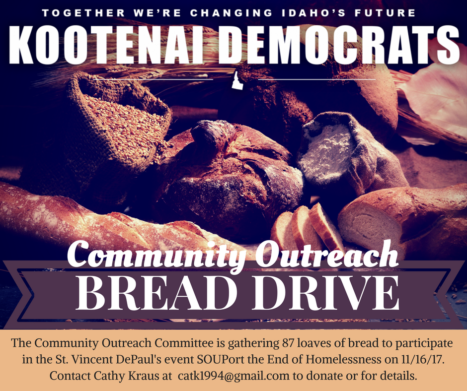 Bread Drive Community Outreach