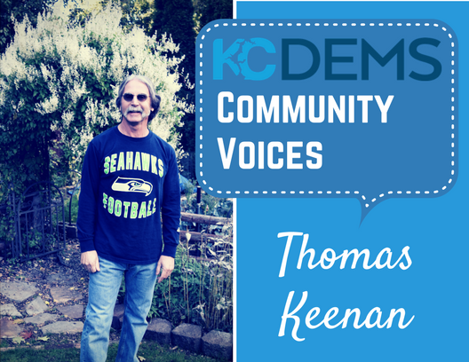 Community Voices: Thomas Keenan