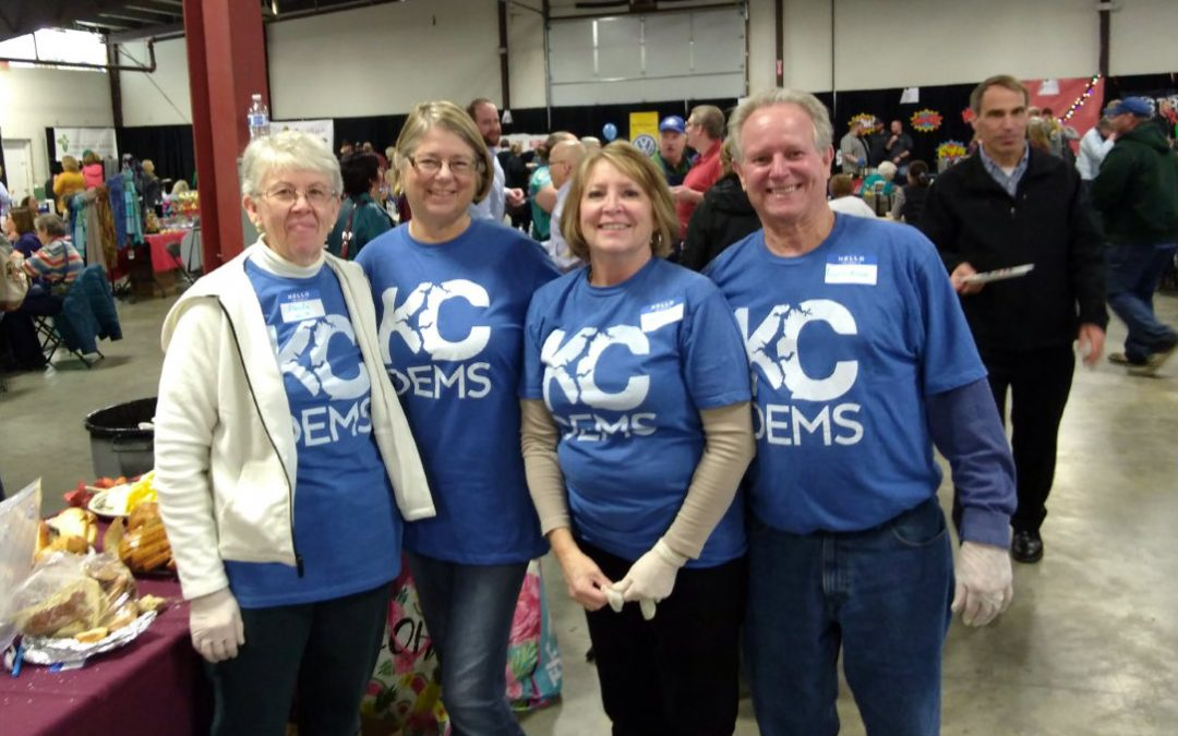 KC Dems Souport the End of Homelessness