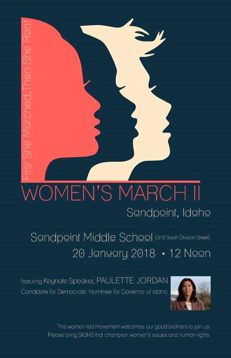 Jan 20 2018 Womens March