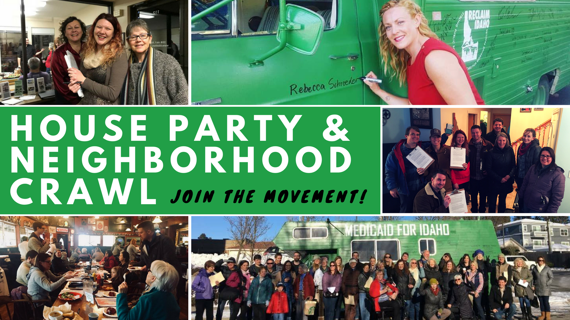 Medicaid Expansion House Party