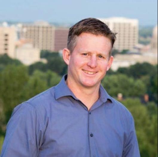 Representative Mat Erpelding