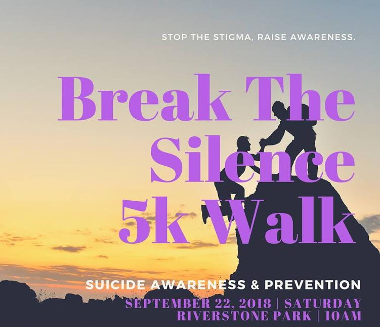 SPAN Break the Silence 5k Walk