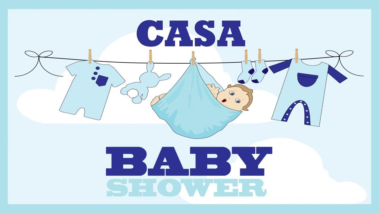 CASA Baby Shower
