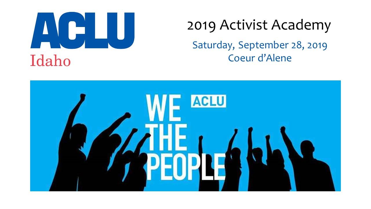 2019 Activist Academy