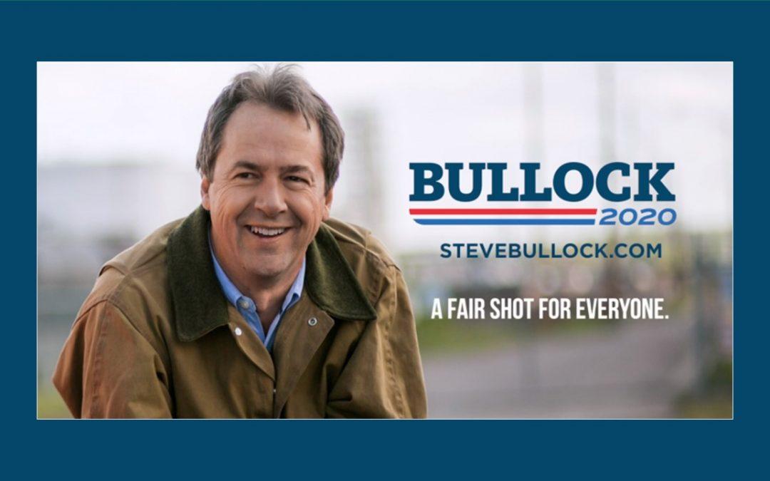 Steve Bullock: The fight for Democratic values in Idaho
