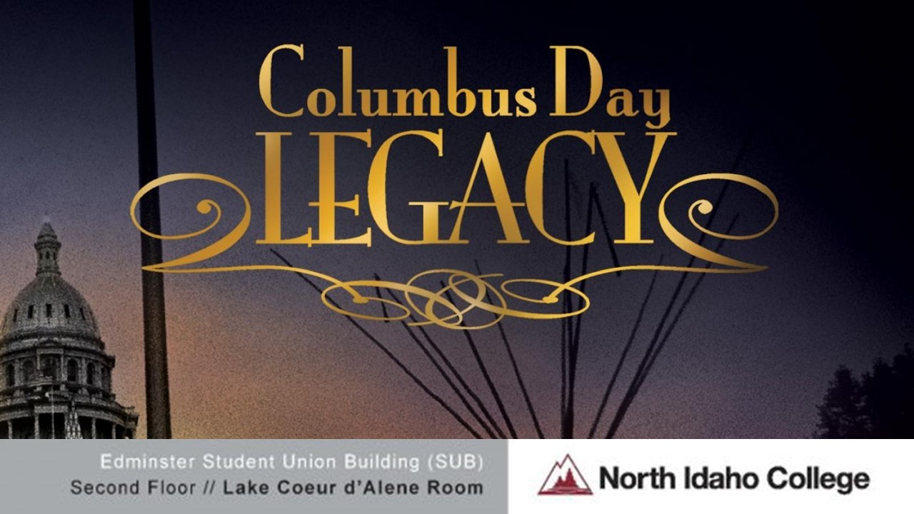Columbus Day Legacy