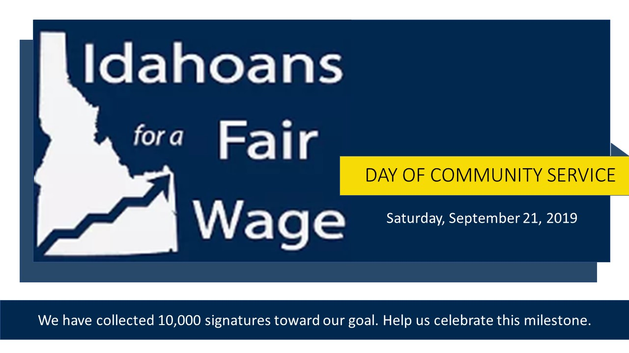 Fair Wage Community Service