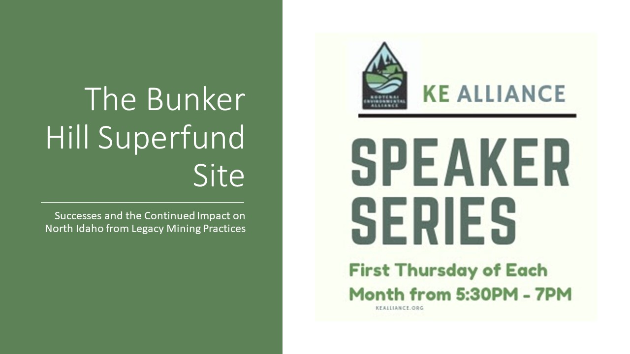 Bunker Hill Superfund Site