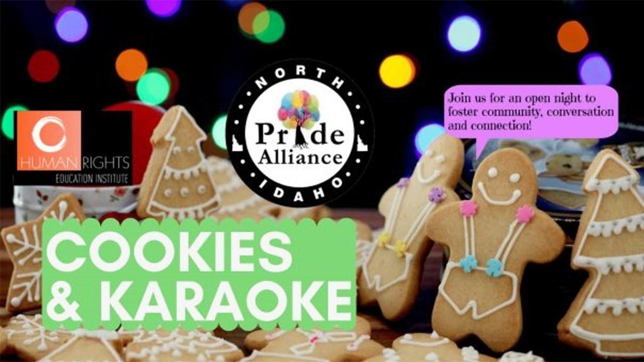 Cookies and Karaoke