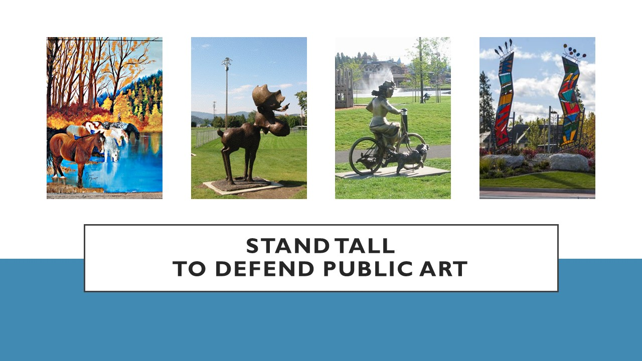 Defend Public Art