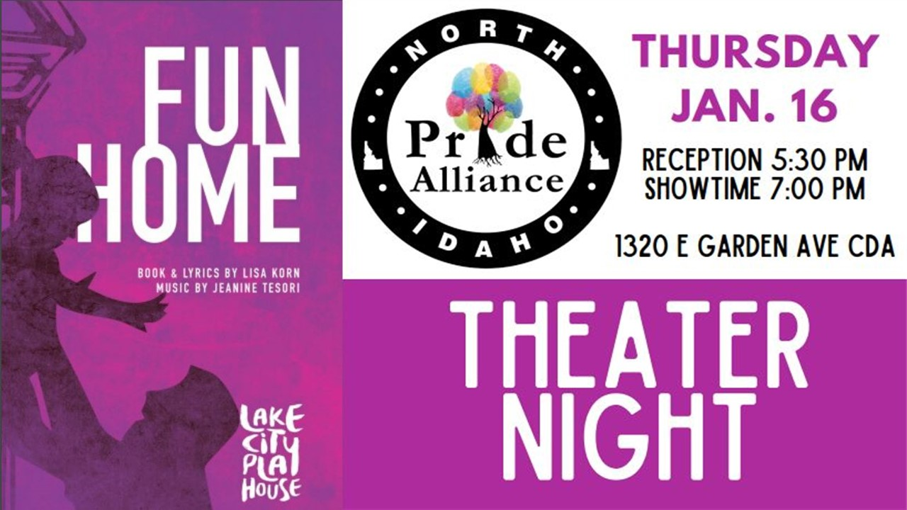 NI Pride Theater Night