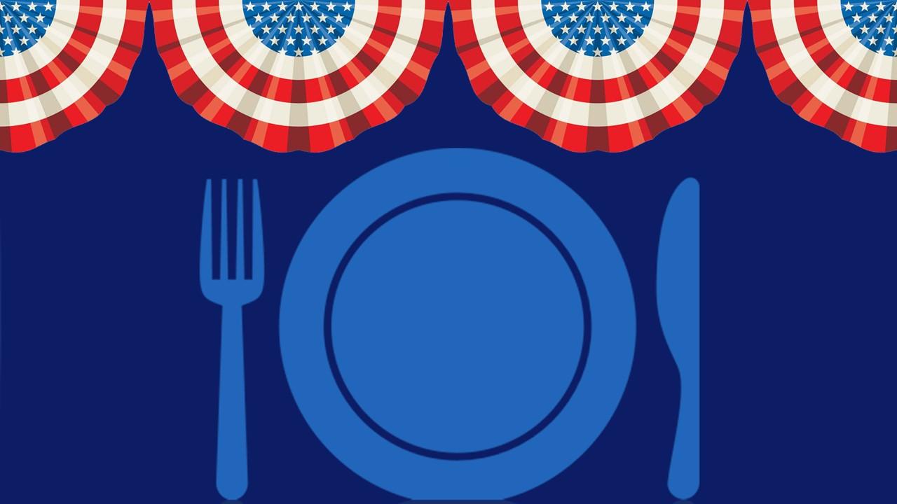 Democracy Dinner