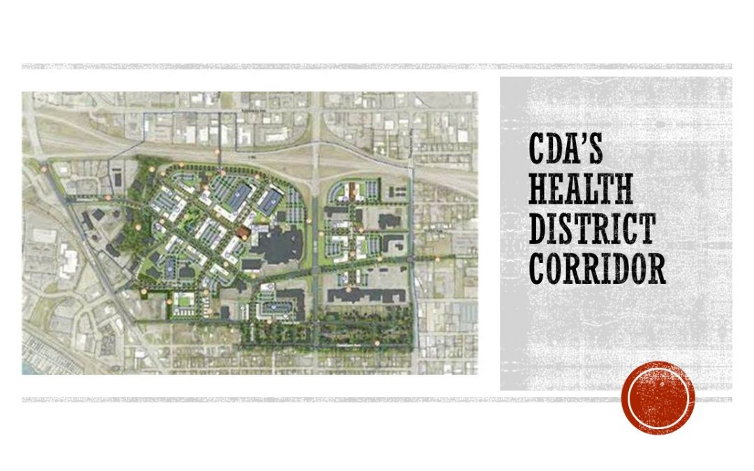 Urban Renewal Districts and the Creation of the Health District Corridor