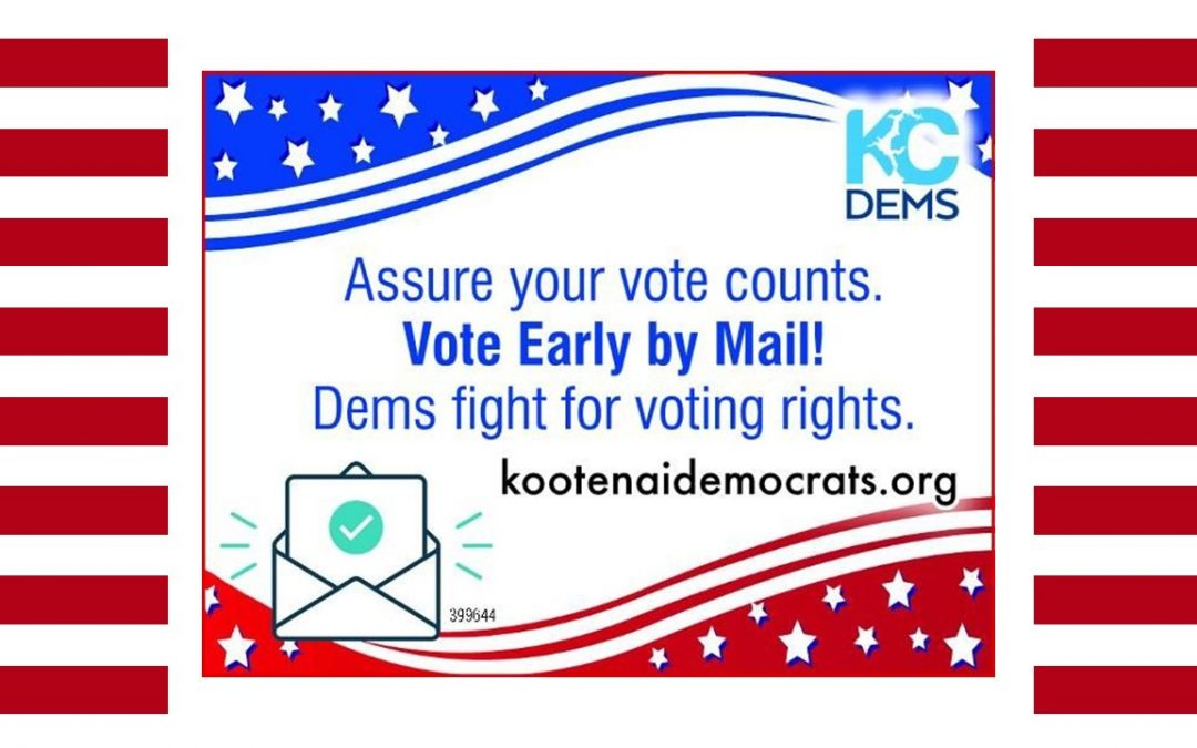 Vote Early and Vote by Mail