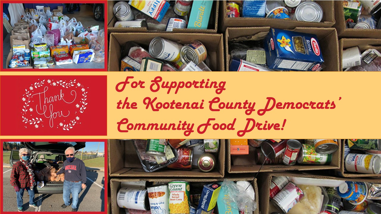 Annual Food Drive Generates Overwhelming Response
