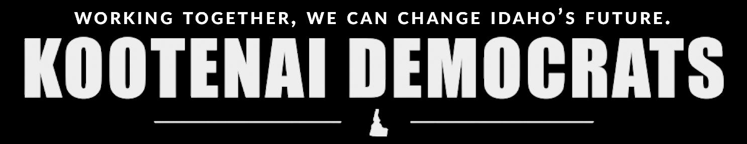 Kootenai Democrats - Together we're changing Idaho's future