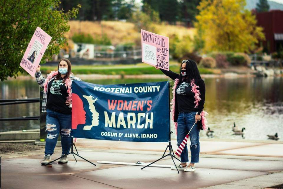 March for Women's Reproductive Freedom