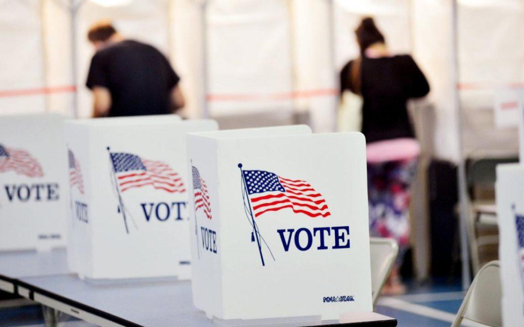 Poll workers help ensure legitimate elections
