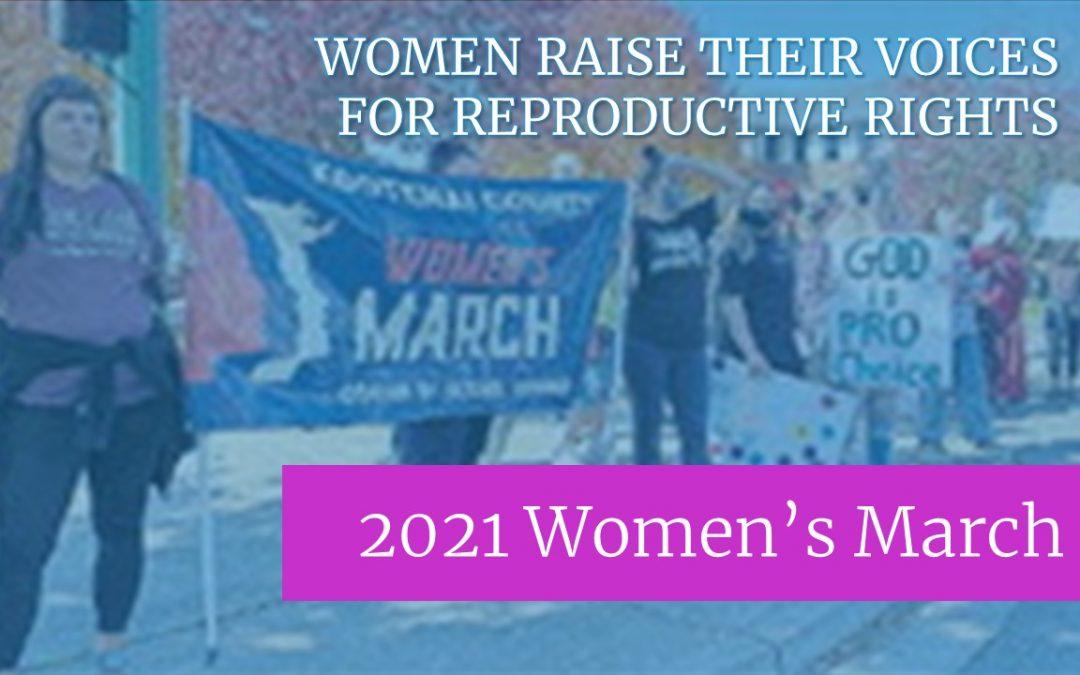 Womens March Update